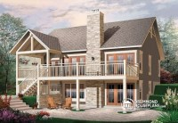 Luxury Small Home Plans With Walkout Basement - New Home ...