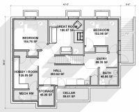 Beautiful Home Floor Plans With Basements