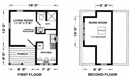 Gallery Of Tiny House Floor Plans 10x12 Catchy Homes Interior Micro