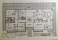 Luxury Mid Century Modern Homes Floor Plans - New Home ...