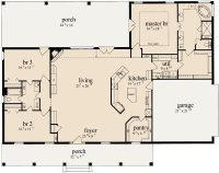 Simple Open Floor Plan Homes Awesome Best 25 Open Floor ...