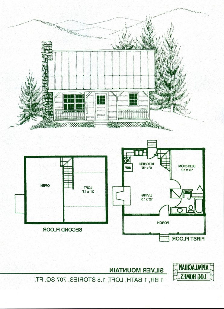 small cabin designs and floor plans