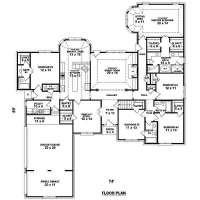 Unique 5 Bedroom Cape Cod House Plans - New Home Plans Design