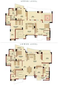 Beautiful 5 Bedroom Duplex House Plans