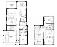Awesome Free 4 Bedroom House Plans and Designs - New Home ...