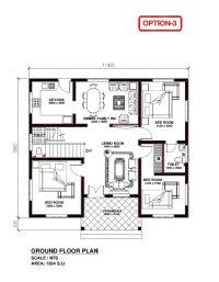 Elegant Kerala Model 3 Bedroom House Plans - New Home ...