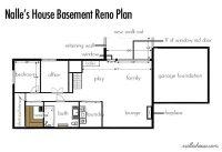 One Level House Plans with No Basement Elegant E Level ...