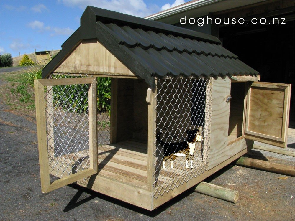 Luxury Outside Dog House Plans New Home Plans Design