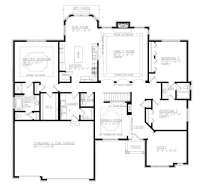 Ranch House Plans with Jack and Jill Bathroom New Jack and ...