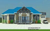 5 Bedroom Maisonette House Plans In Kenya   www ...