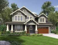 Two Story Craftsman Style House Plans Unique top 25 Best ...