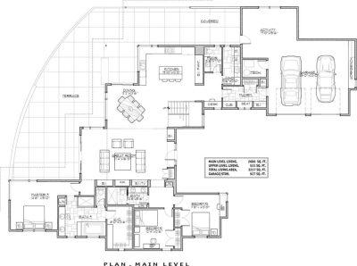 Luxury Luxury Modern House Floor Plans - New Home Plans Design