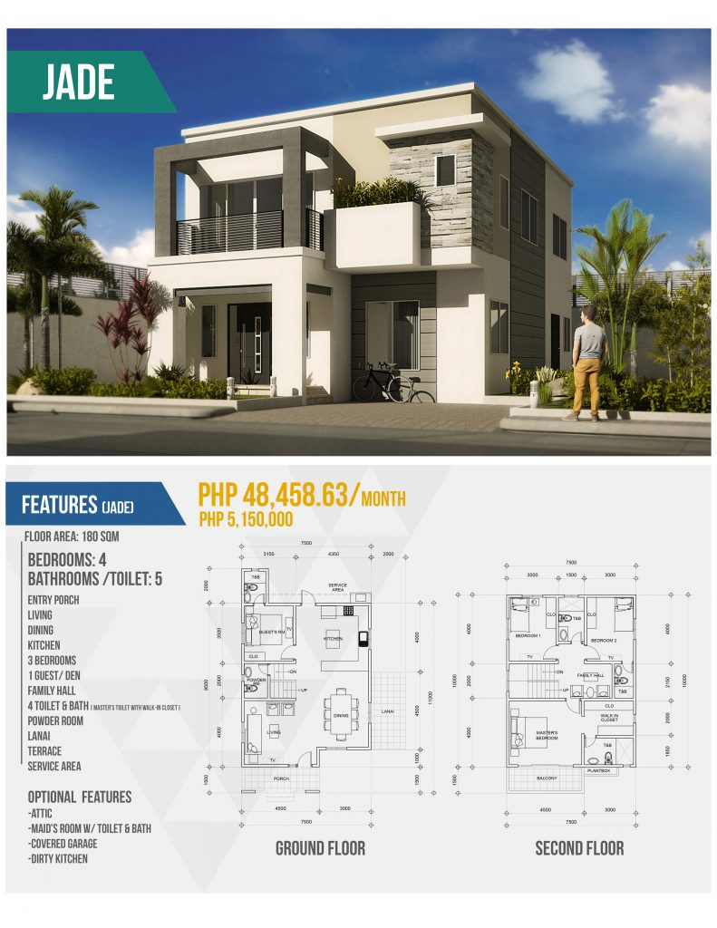 Awesome Modern House Designs and Floor Plans Philippines