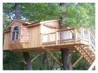 Tree House Plans and Designs Luxury Great Tree House Plans ...
