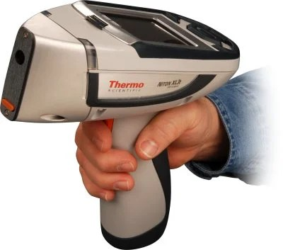 Handheld XRF Analyzers XRF Spectroscopy Compare Review Quote