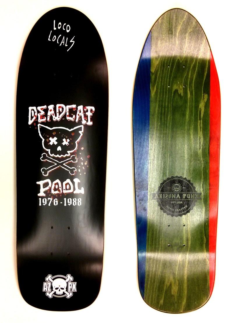 Deadcat Pool Tribute Deck