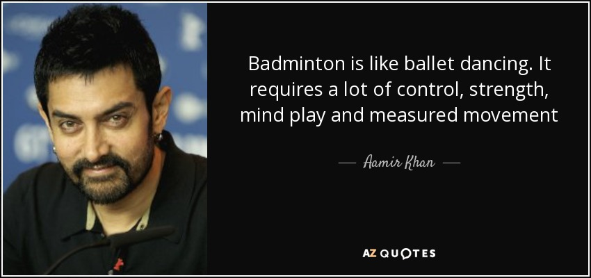 Ballet Quotes Wallpaper Top 23 Badminton Quotes A Z Quotes