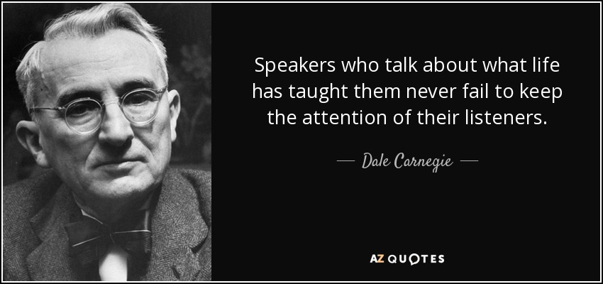 TOP 25 PUBLIC SPEAKING QUOTES (of 158) A-Z Quotes
