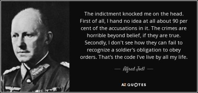 TOP 9 QUOTES BY ALFRED JODL | A-Z Quotes