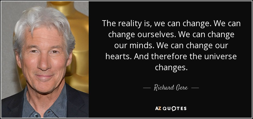 Everything Happens For A Reason Quote Wallpaper Top 25 Quotes By Richard Gere Of 122 A Z Quotes