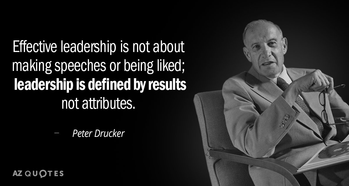 Love Inspiring Quotes Wallpaper Peter Drucker Quote Effective Leadership Is Not About