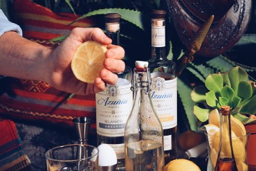 Azunia Tequila Cocktail Recipes