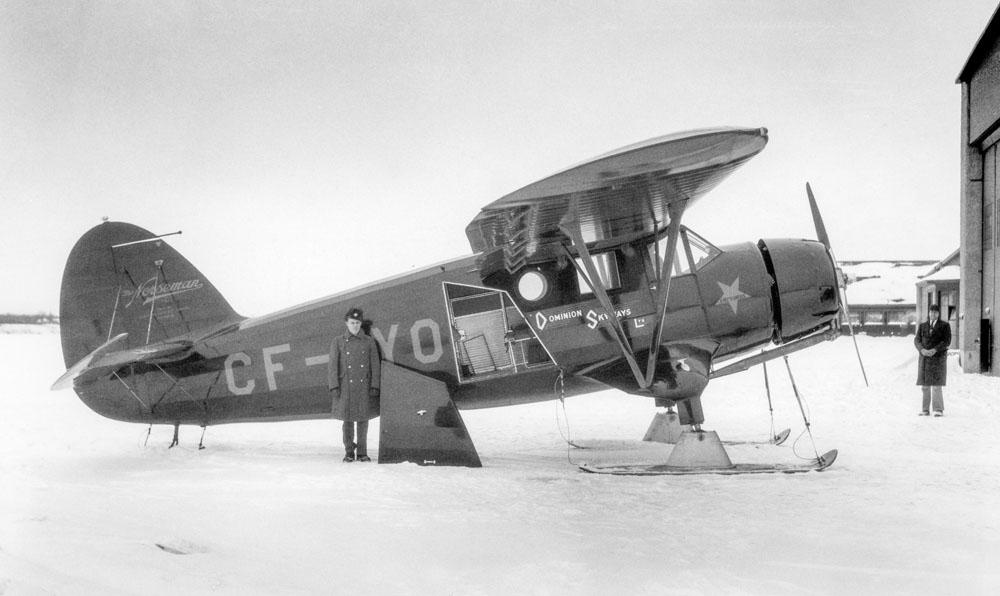 Crash Of A Noorduyn Norseman In Round Island Lake 3