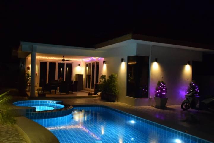Baan Yu Yen - Pool Villas - Hua Hin - Pranburi