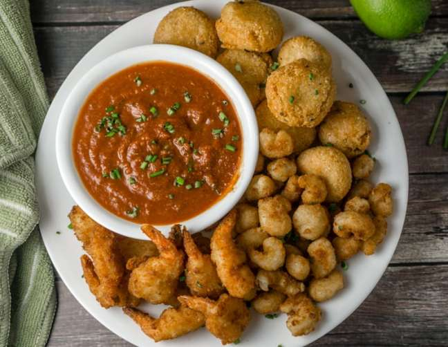 cheesy grits fritters