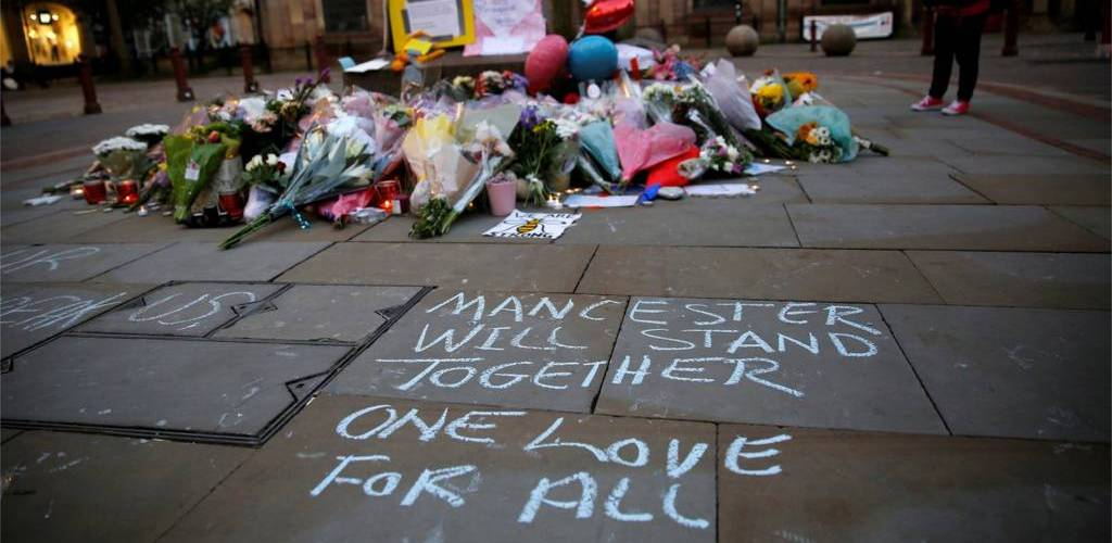 Evil Man Disrupts UK's Peace By Terror Attack