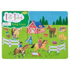 Riding School Felt Tales