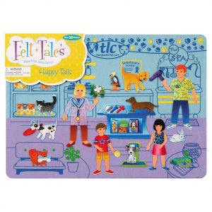 Happy Tails Felt Tales