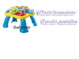 VTech Interaktív Tanuló asztalka