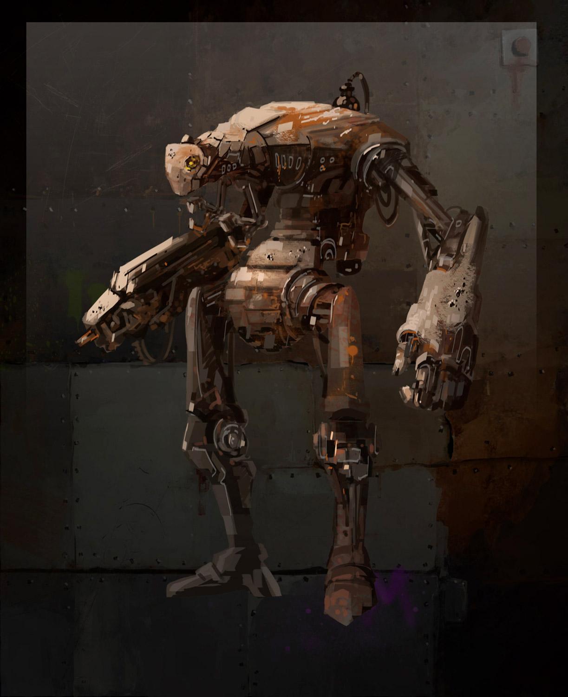 Robot Arena - 1