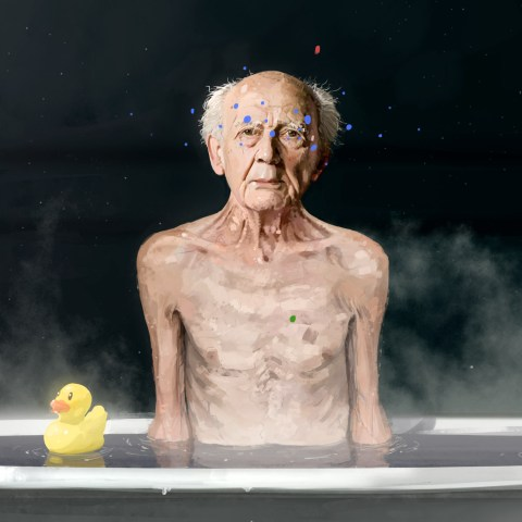 Tribute to Zygmunt Bauman - Detail