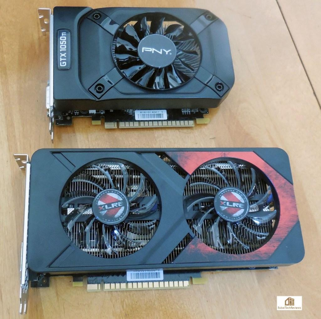 GTX1050-ti vs. rx460