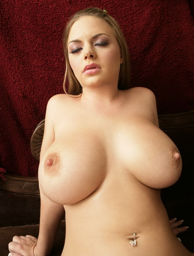 big voluptuous puffy nipples