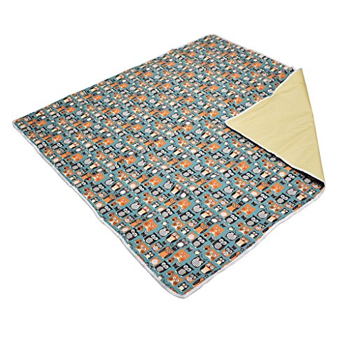 51quot Large Splat Mat Floor Cover For Under High Chair