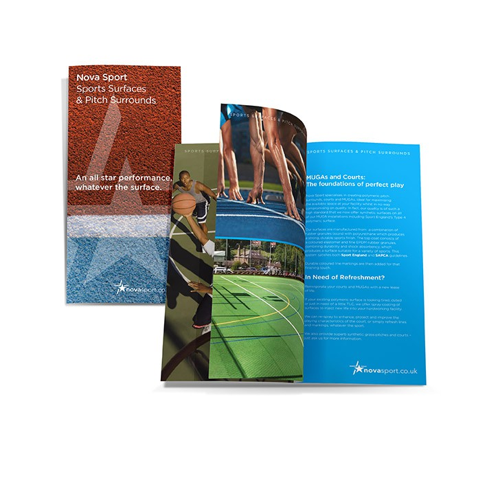 Nova Sport - Sports Surfaces Brochure