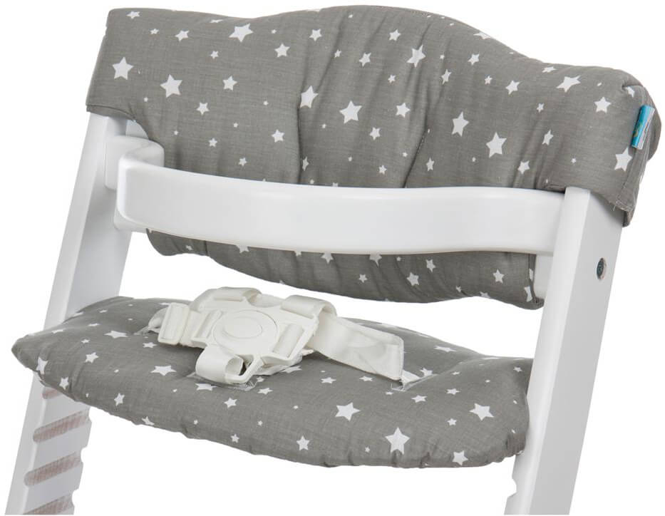 Fillikid Seat Cover Star Gray For High Chair Max
