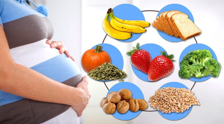 8th Month Pregnancy Diet Chart - Best Food to Eat and not to Eat