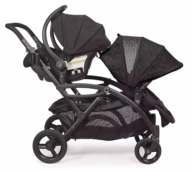 Fullsize Of Contours Double Stroller