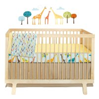 Skip Hop Giraffe Safari Crib Bedding and Accessories ...