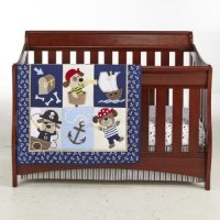 Cuddletime Puppy Pirates Baby Bedding Collection - Baby ...