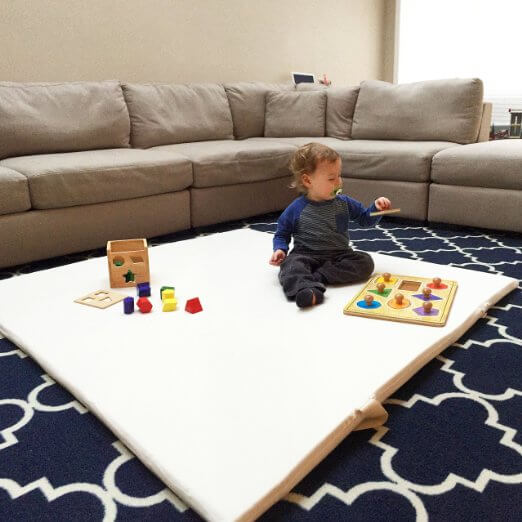 The Most Popular Baby Floor Mats For Crawling Babycare Mag