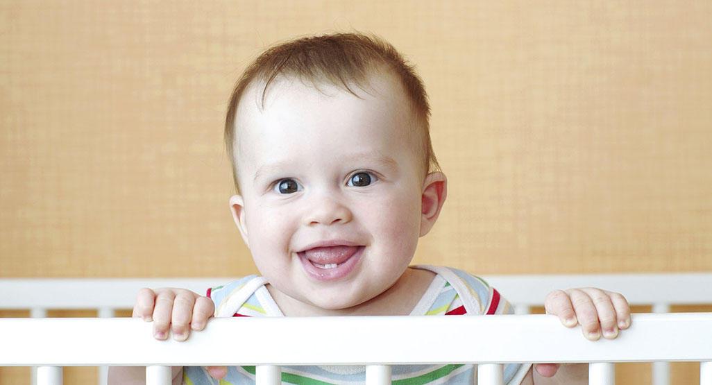 Milestones 7 to 12 months BabyCenter