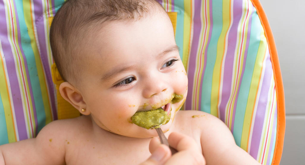 Baby food basics BabyCenter