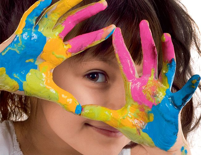 Cute Wallpapers Hands Holi Splash Buy Vibrant Party Clothes For Your Kids