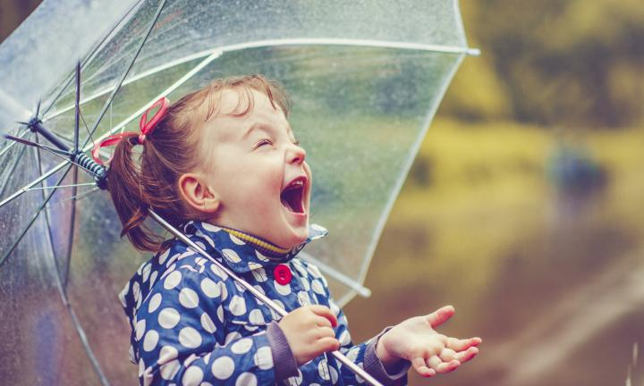 Cute Stylish Child Girl Wallpaper How To Prepare Your Baby For A Rainy Day Walk Baby