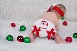 Small Of Baby First Christmas